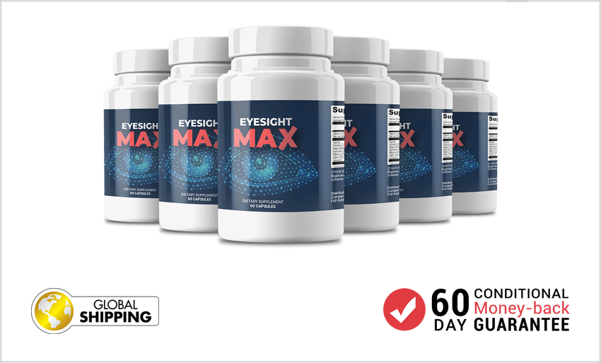 6 Bottles of Eyesight Max